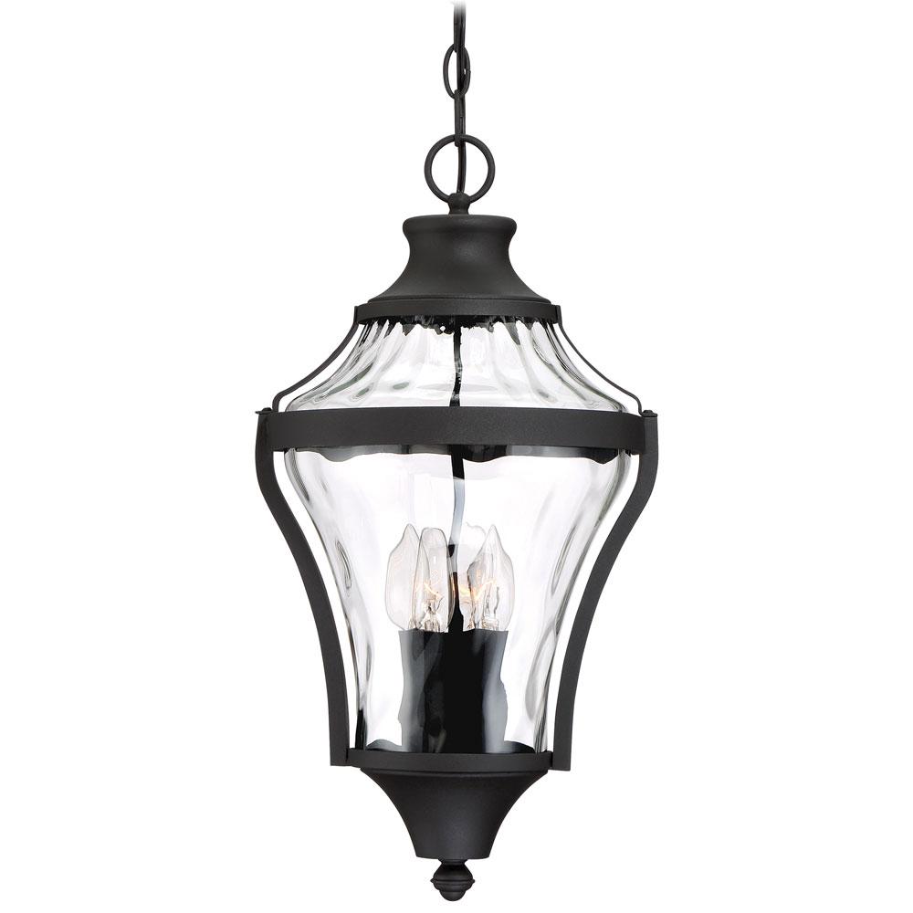 4 light libre hanging lantern